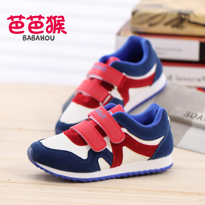 Barbara monkey 2016 spring and autumn children's shoes men's shoes women's shoes children's sports shoes casual shoes korean wave