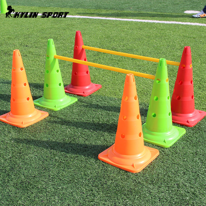 Barrel mark signpost cone barricades training football training equipment sign barrel obstructions signs barrel mark dish basketball