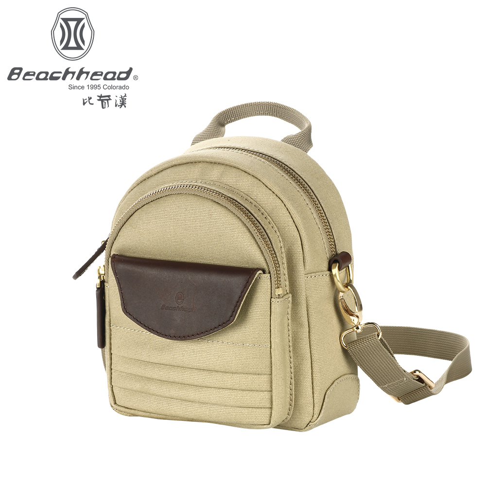 Beachhead in 2015 new winter fashion trend of north america canvas bag diagonal package shoulder bag handbag