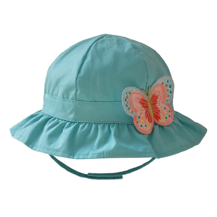 d7346bd6c06 Beautiful! high quality children s spring and autumn days shall fisherman  hat bucket hats sun hat