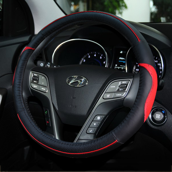 Beijing hyundai ruiyi outgrabe genesis coupe old sonata eight new shengda leather steering wheel cover to cover