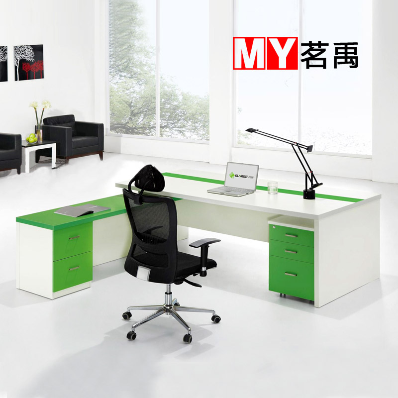 Beijing shanghai office furniture plate taipan table head table minimalist modern desk manager boss desk desk desk