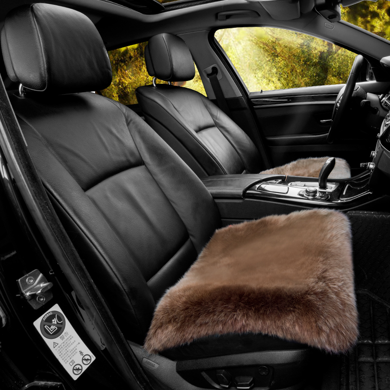 Benz ml400 ml500 ML300ML320/350 four seasons general car seat cushion wool cushion three sets