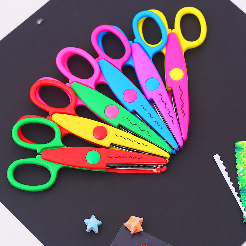 Big album album album diy handmade baby album tool accessories handmade lace scissors scissors