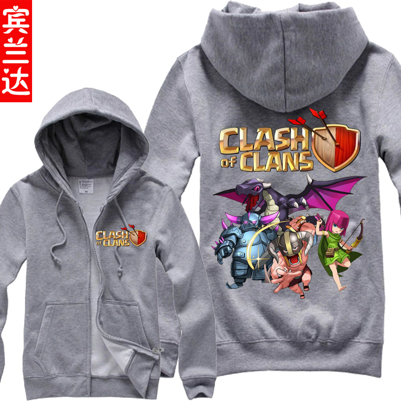 clash of clans sweatshirt