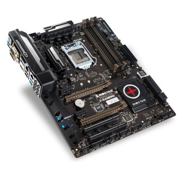 Biostar/biostar gaming H170T LGA1151 775-pin ddr3 can be used with i7-6700K