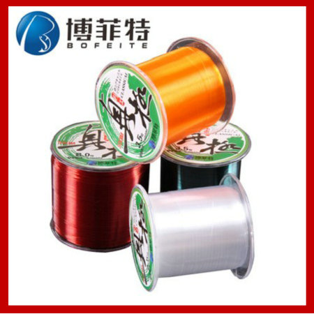 Bo feite really very sturgeon fish fishing line 500 m main fishing line fishing line line asian sea fishing line pole line pitching line with counterfeit