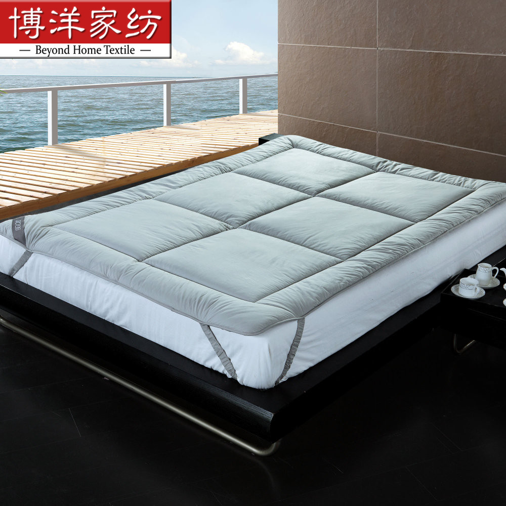 Bo yang textile bedding mattress bed mattress bed mattress pad is thick winter cotton slip 1.5 m bamboo tatami students