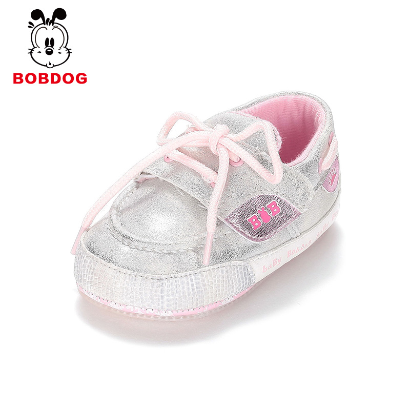 Bob dog shoes spring and autumn baby shoes toddler shoes boys and girls breathable soft bottom baby shoes indoor shoes