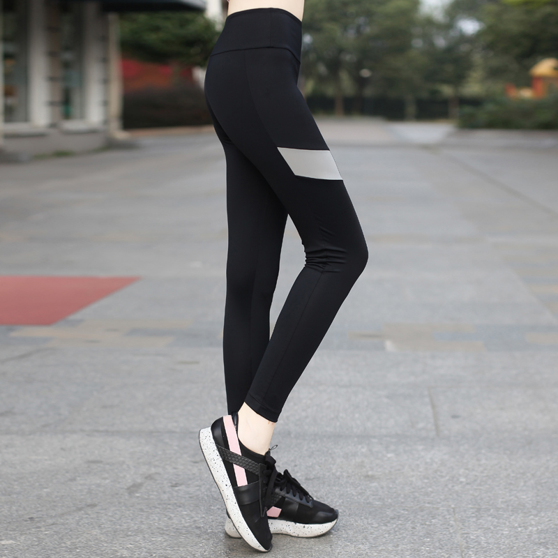 Bodhisattva ti yoga clothes sports tight beam leg pants yoga pants female fitness jogging pants sports pants were thin pantyhose