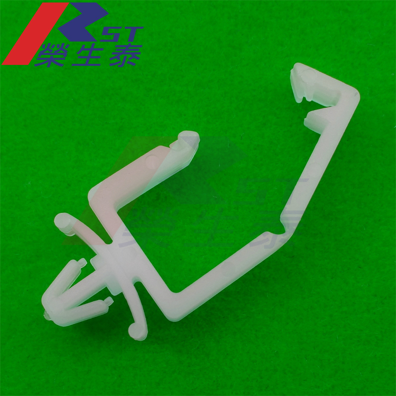Bolt tie cable tie holder ch-1 square shaped aircraft management clamp cable clamp 100
