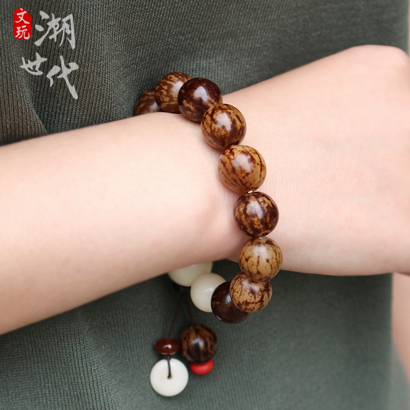 Boomers natural pu tizi bodhi root boutique leather flower bodhi bodhi root root root bodhi bracelets bracelet bracelets couple models