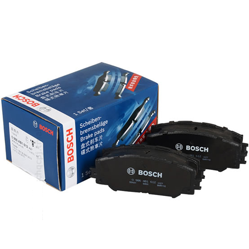 Bosch brake pads toyota vios corolla 1.6 1.8 2.0 front brakes/brake pads front piece