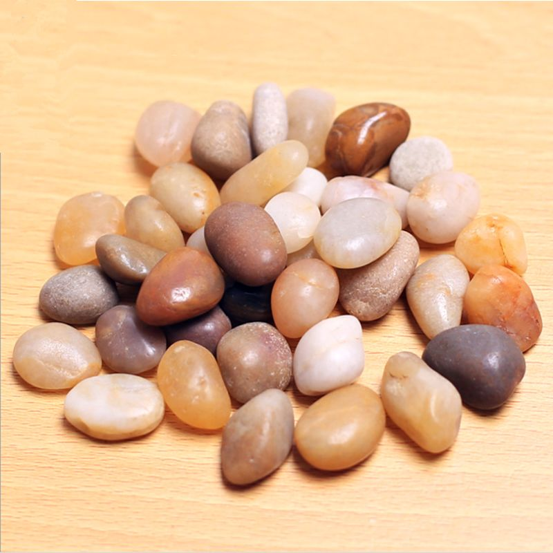 Bottom sand plants sand pebble stone natural stone pebble gravel hydroponic small potted ornamental stone specials