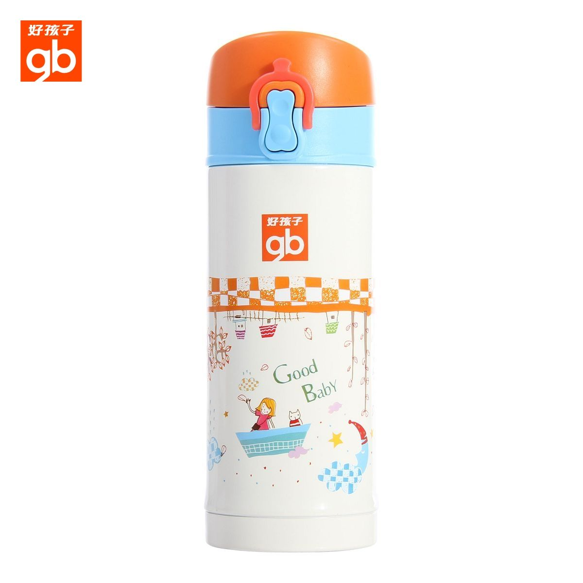 China Thermos Flask Mug Shopping Guide At Mini Carakter 500 Ml Get Quotations Boy Child Watercups Bounce Spout Cup Fashion Double Vacuum 350