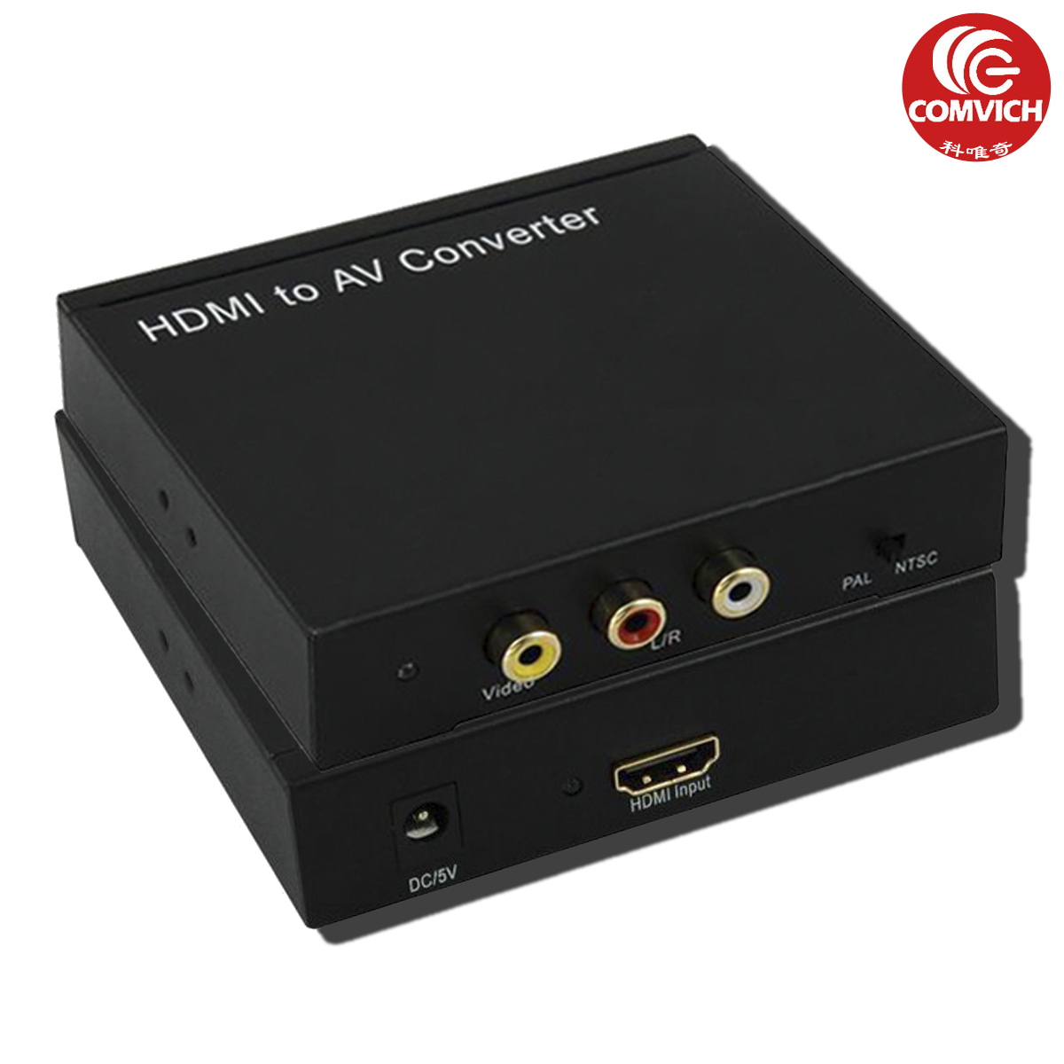 Branch only odd hdmi to av converter hdmi to cvbs hdmi to composite video ntsc/pal switch