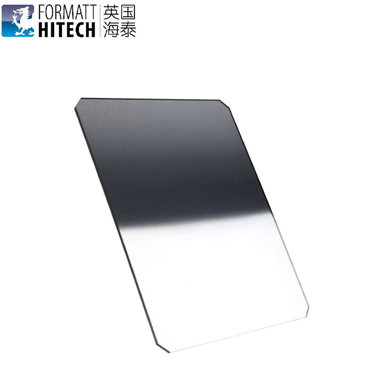 British hitech hitech 100x125mm rg1-10 0.9 reverse gradient mirror nd filter