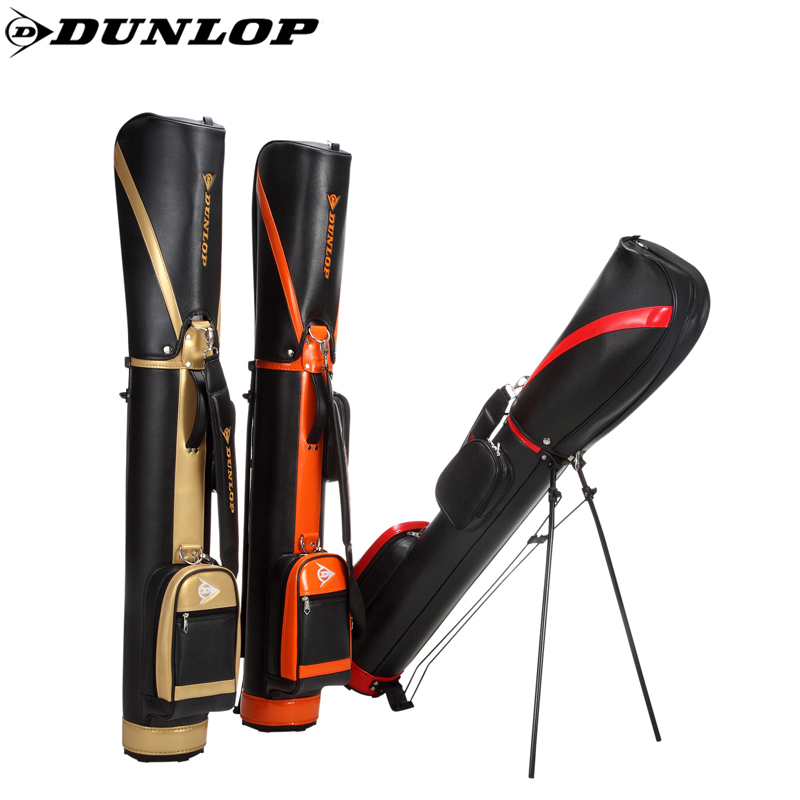 British official authentic dunlop golf bag gun bag golf bag stand bag bucket bags post
