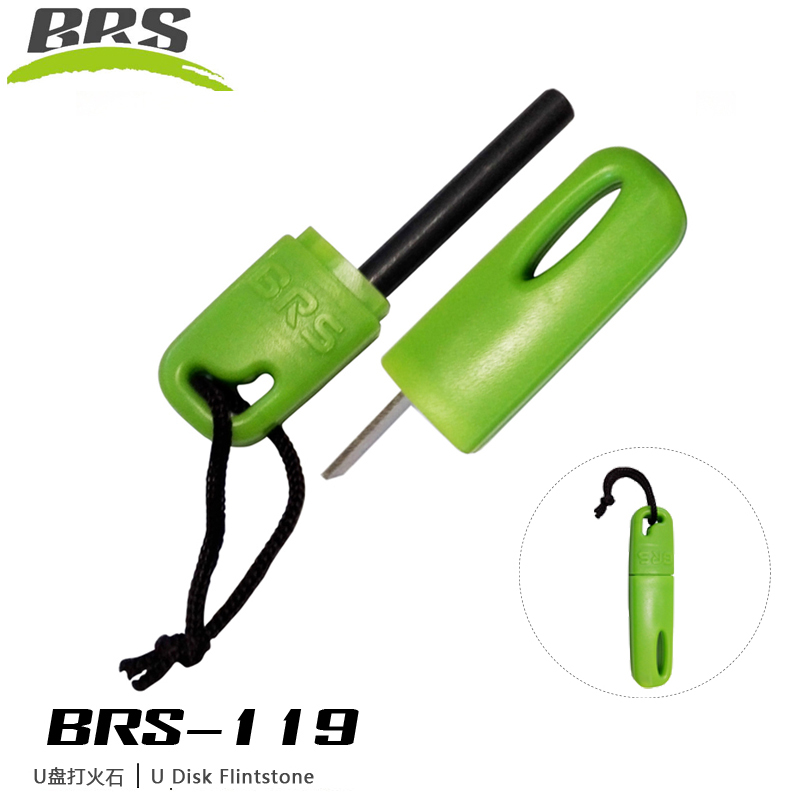 Brothers brs-119 wilderness survival outdoor survival magnesium flint ignition wreck take firearms magnesium flint lighters