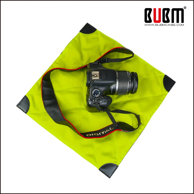 Bubm pleated cloth photographic equipment slr camera lens cloth wrapped pleated cloth protective cover against dust and water