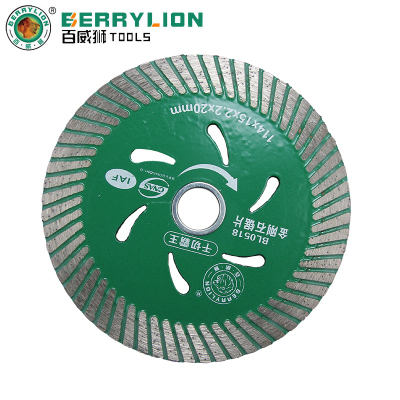Budweiser lion king dry cutting diamond saw marble ceramic tile marble piece slotted piece of stone cutting discs wall wall