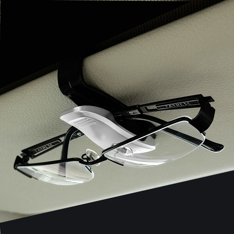 Buicks weilang parking card car sun shade glasses clip sunglasses clip automotive supplies