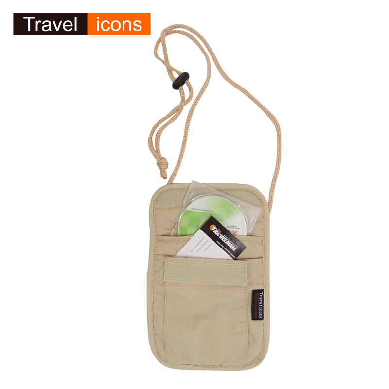 Business treasure multifunctional passport bag passport holder passport document bag men's casual wallet bills admission package
