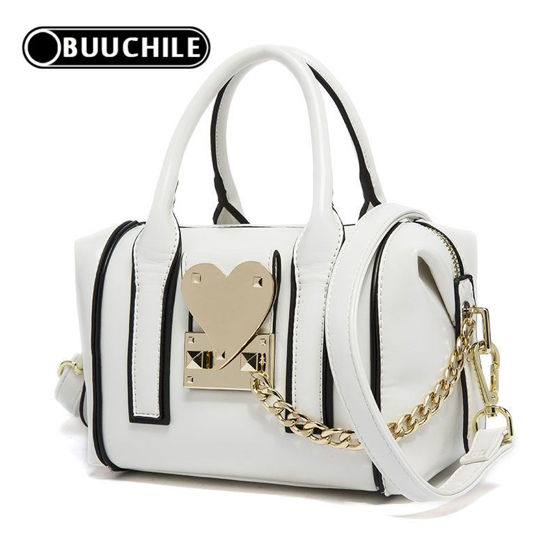 0ee9a37587 Get Quotations · Buuchile bochi 2016 diagonal shoulder portable handbag  lock bag korean version of the square box