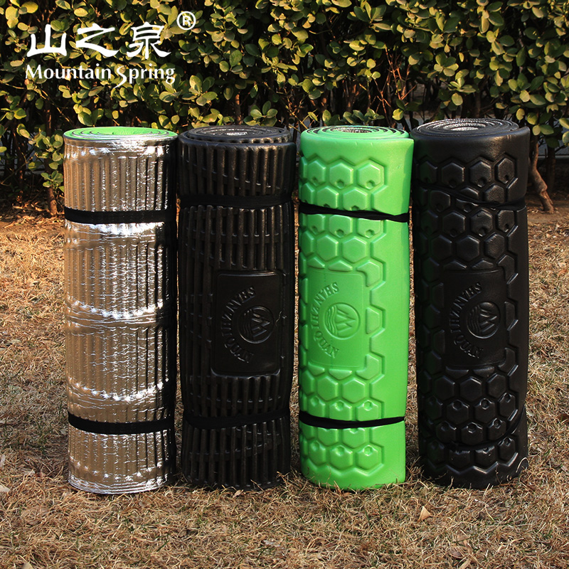 Buy 2 shipping mountain springs hexagon/washboard with aluminum foil foam coating outdoor camping mat moisture pad single