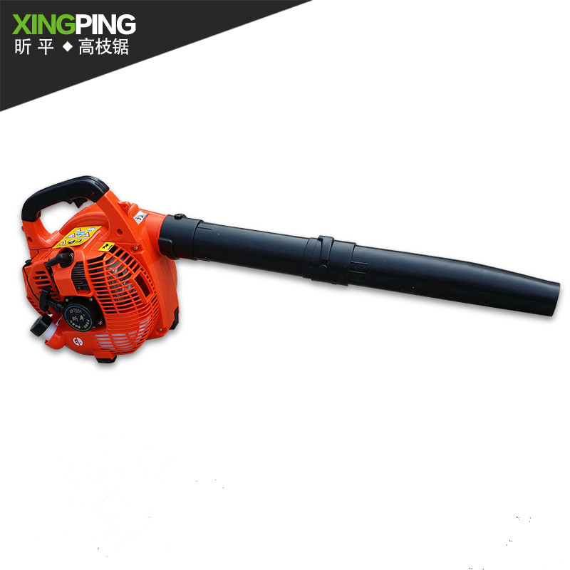 Buy one get five free shipping xin ping gasoline EBV260 phyllidium snowblower wind blowing smoke blowing machine blowing Leaf blower blowing dust machine