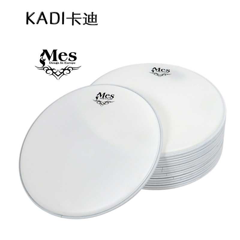 Cady mall genuine 14 inch matte matte military drum skin drum skin drum skin drum sapic mes gupi