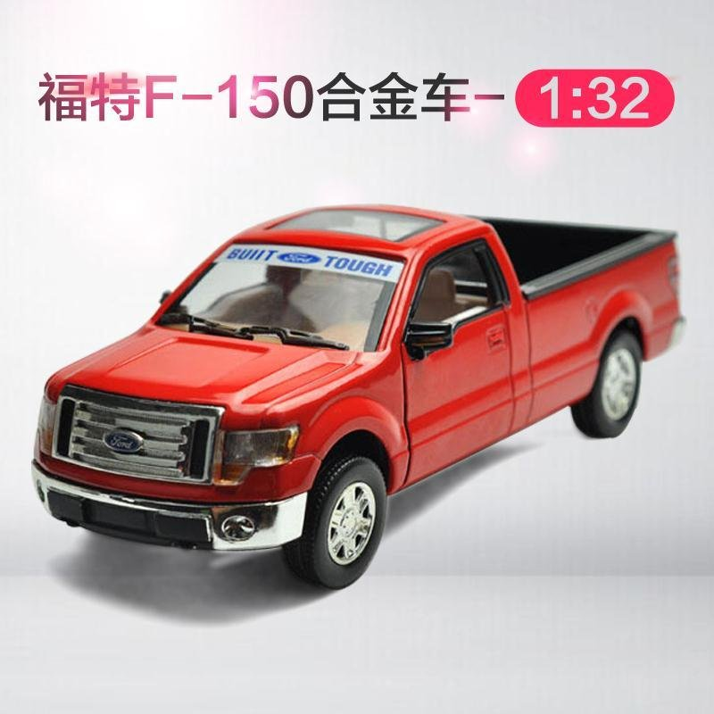 Caipo 89410 ford f-150 pickup truck alloy car model toy children's toy car alloy car back car
