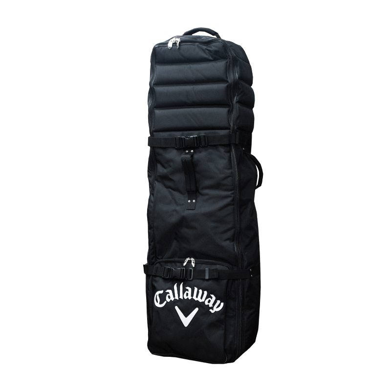 Callaway callaway golf aviation package aviation checked bag with a round ball bag pack