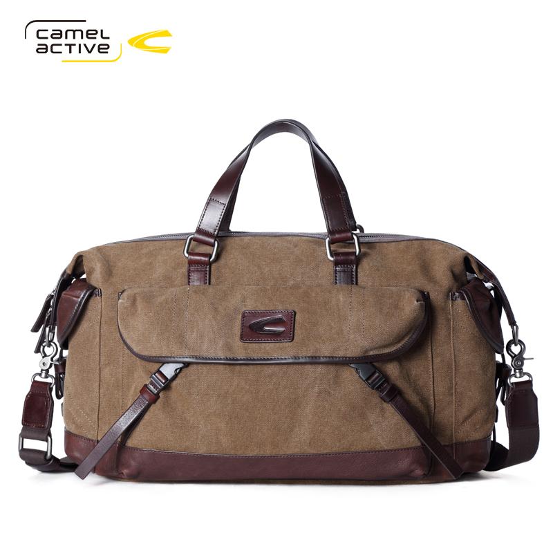Buy Camel activecamel active travel bag men casual canvas