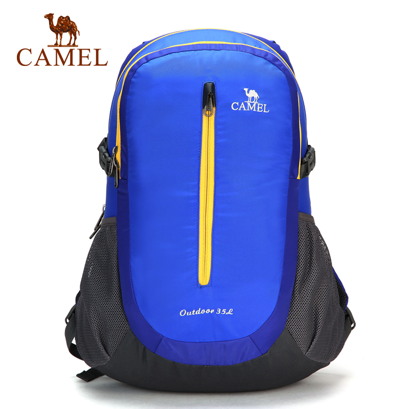 Camel camel outdoor hiking mountaineering backpack bag backpack camping bag travel bag for men and women