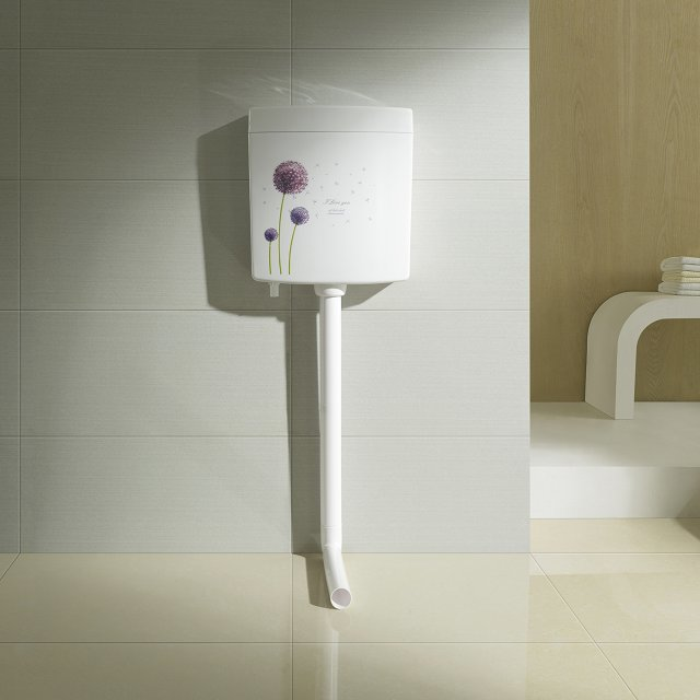 Camus bathroom wall mounted bathroom pissing tank energy saving mute