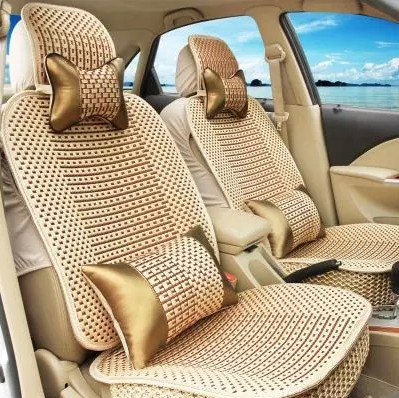 Car seat black bmw 1 series bmw 3 series bmw 5 series 7 series 4 series x4 four seasons with All inclusive seat covers
