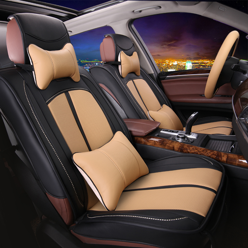 Car seat buick excelle new regal hideo gt xt ang kela ang kela four seasons general leather cushion covers