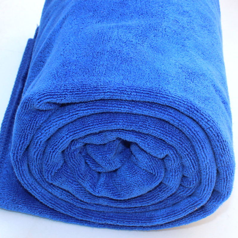 Car wash towel fine fiber towel cache cache towels car wash towel thicker towel buffing large no. 60*160