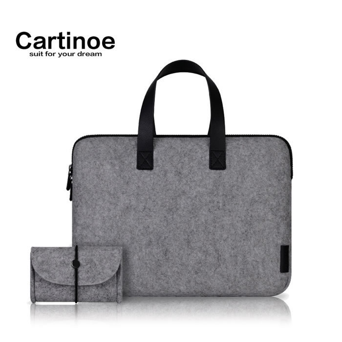 Cartinoe apple notebook macbook air11.6 inch 13.3 pro15.4 inch computer bag liner bag