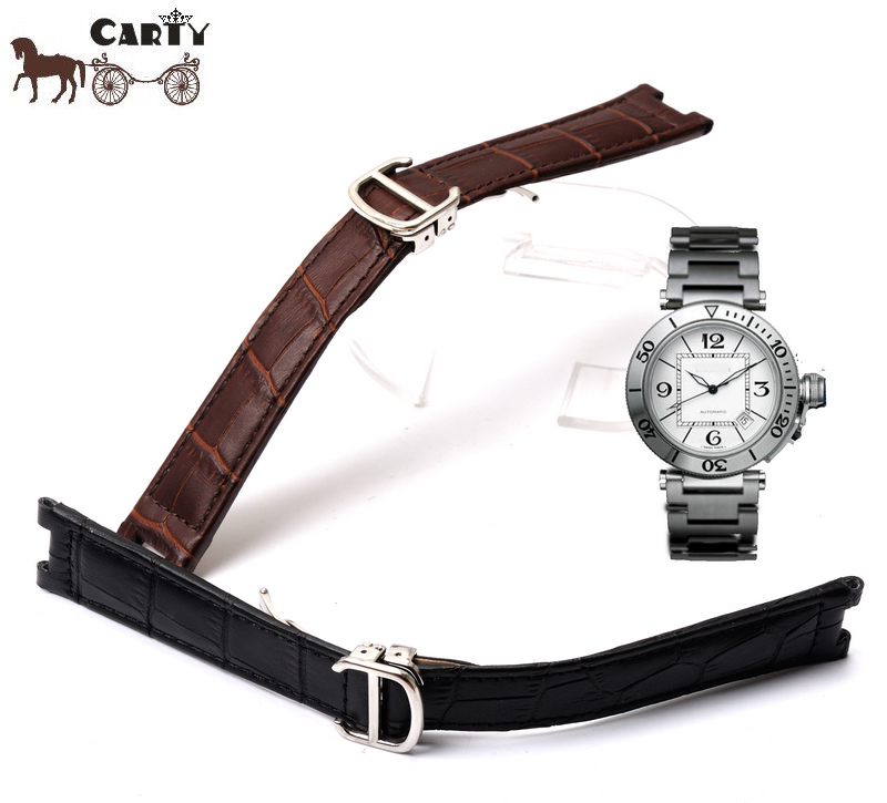 Carty carty pasha pasha cartier watches with leather strap leather strap men and women