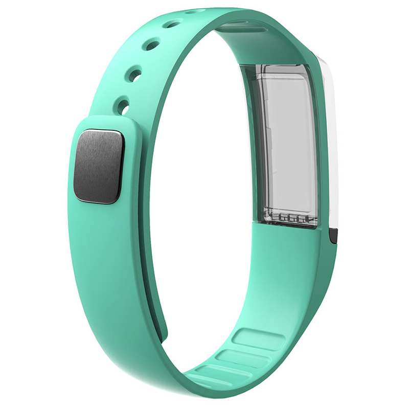 Cd music smart wristband bracelet weloop now color silicone bracelet with a black green blue bracelet with