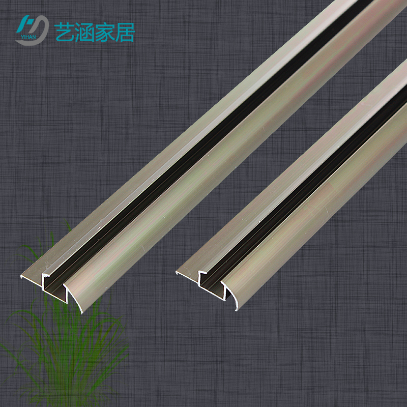 Get Quotations · Champagne Sliding Door Rail Wheel Sliding Door Double  Sliding Doors Slide Chute Slide Wardrobe Door Furniture