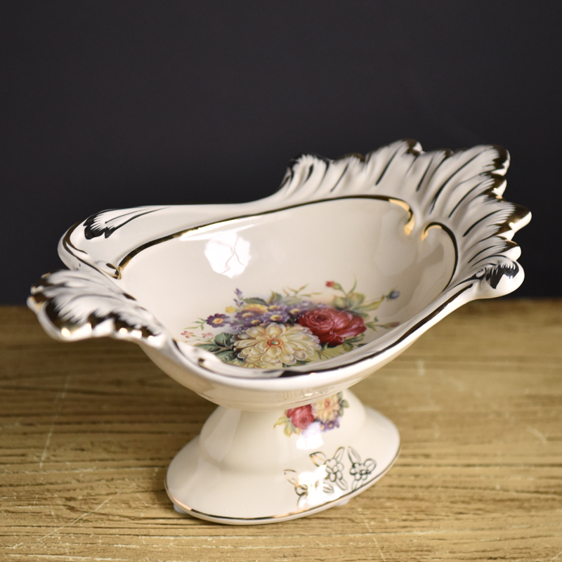 Get Quotations · Cheap european ceramic fruit bowl large fruit plate creative candy dish dried fruit plate ornaments home & China Cheap Plate Stands China Cheap Plate Stands Shopping Guide at ...