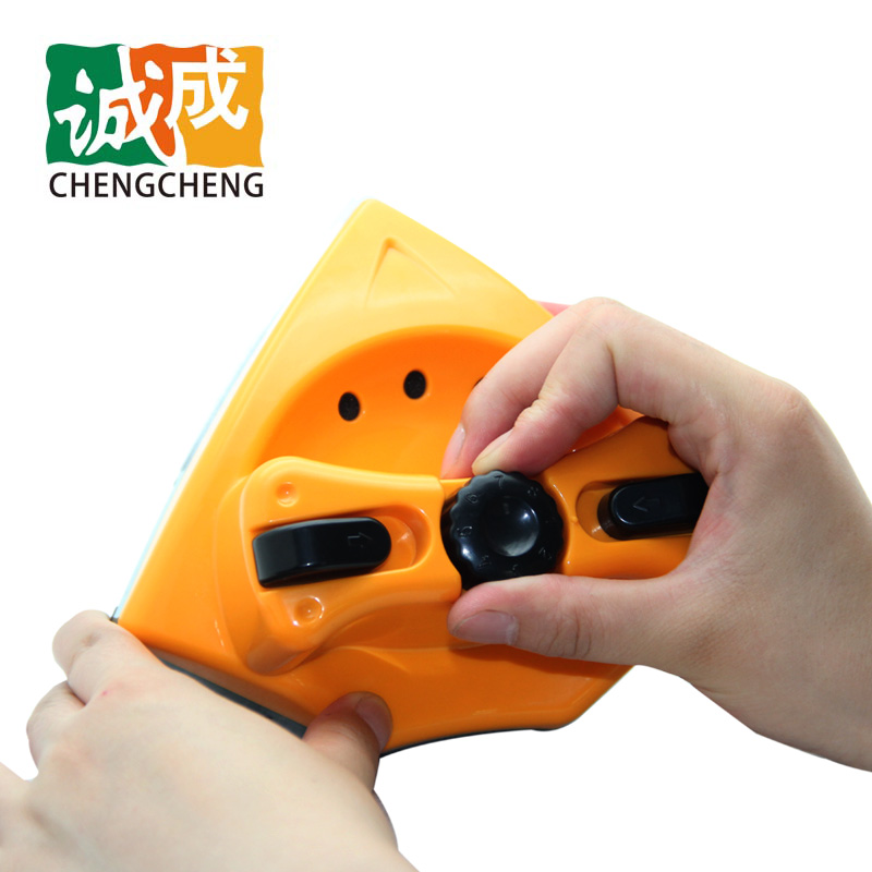 Chengcheng hundred percent triple insulating glass window cleaner sided adjustable magnetic cabo household strong Magnetic glass wipe