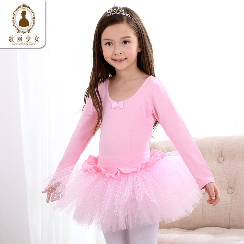 Novelty & Special Use Stage & Dance Wear 2018 Lovely Ballet Performance Clothing Stage Costumes Ballet Tutu Dress For Girl 90-100cm Cool In Summer And Warm In Winter