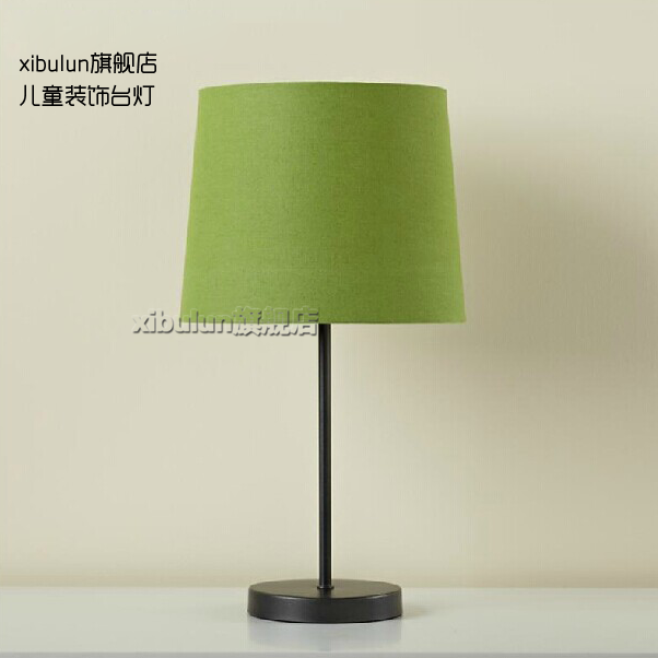 Children study lamp decorative table lamp modern minimalist bedroom lamp bedside lamp decorative lamp energy saving