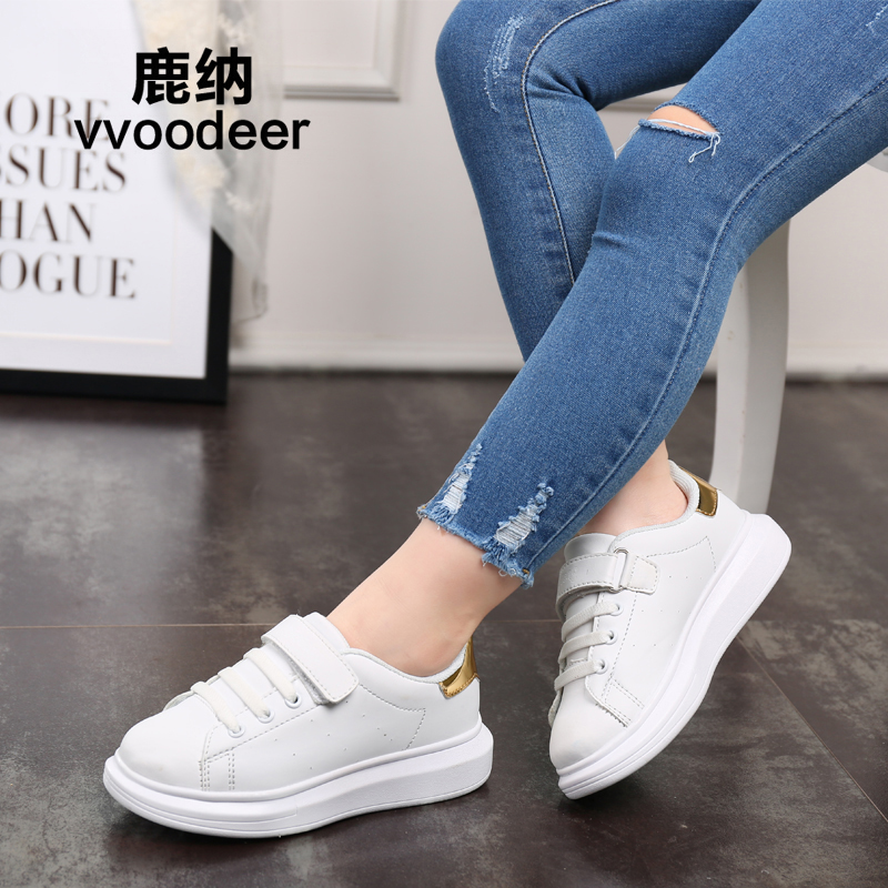 Children's shoes white shoes white mesh shoes white sneakers female summer summer girls big boy baby shoes tide shoes sneakers sports shoes Female