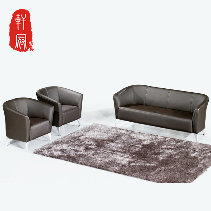 Chongqing shanghai entrepreneurship office furniture office sofa minimalist modern business reception parlor sofa sipi