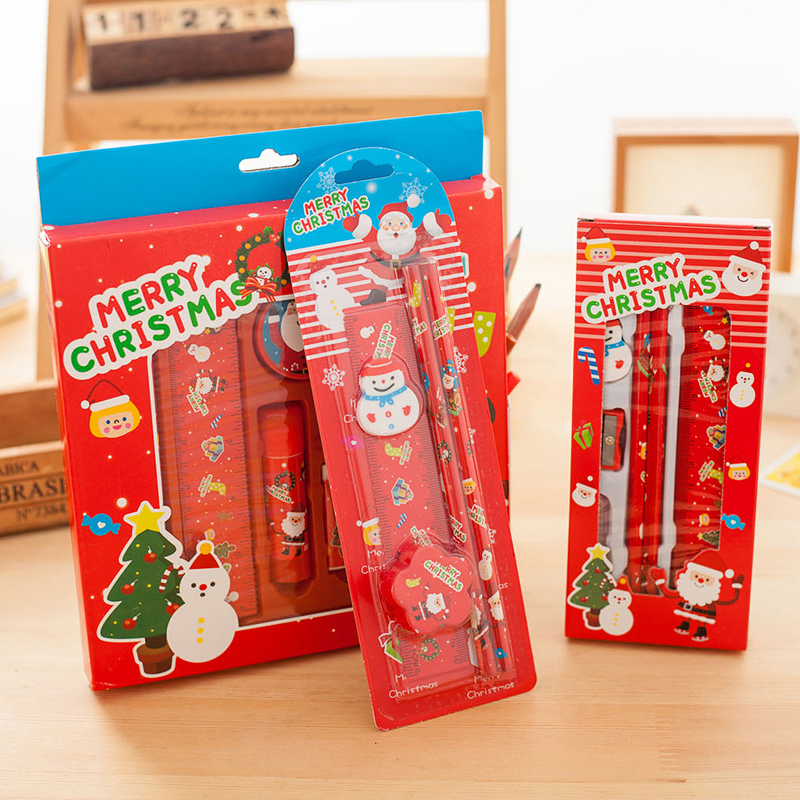 Christmas christmas stationery set stationery gift set korea paragraph stationery wholesale children's birthday gifts small gifts